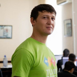 Profile picture of user Sunatullo Hojiyev