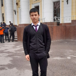 Profile picture of user Alisher Axmadov