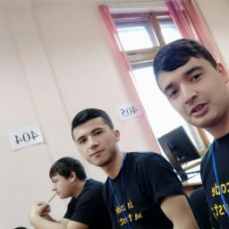 Profile picture of user Mansurbek Mamurov