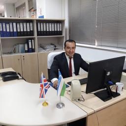 Profile picture of user Sherbek Botirov