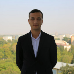 Profile picture of user Bakhriddin Akbarov
